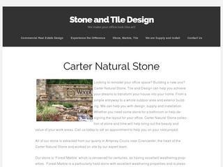 Carter Natural Stone
