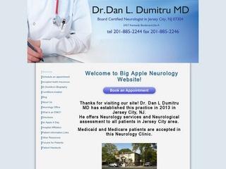 Dan Lucian Dumitru MD
