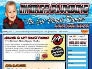 Hiniker Plumbing