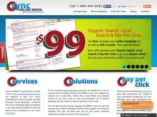 Sync Online Media